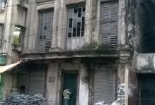 First Brahmo Samaj Mondir, Rabindra Sarani Upper Chitpur now in Ruins