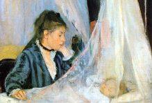 berthe_morisot_le_berceau_the_cradle_1872
